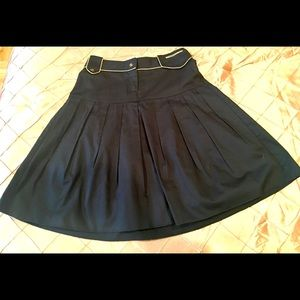 Billtornade beautiful cotton mini skirt,S